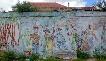 Scharloo District - Willemstad - street art