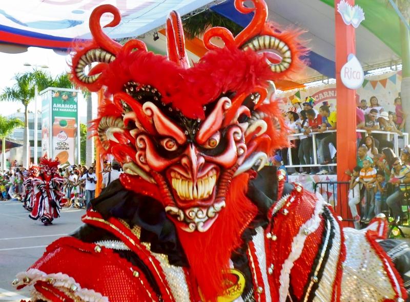 Carnival in Punta Cana
