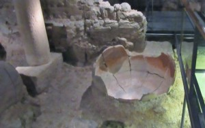 vat in garum factory