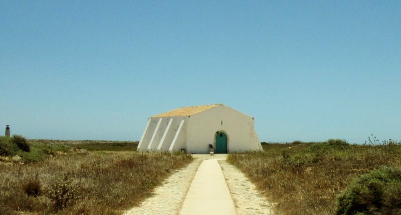 outbuilding - Promontorio de Sagres