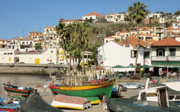 Camara de Lobos. Funchal, Madeira, Portugal