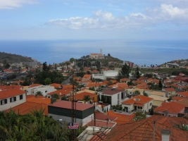 Overview of island, Funchal, Madeira, Portugal