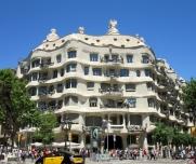 La Pedrera - Barcelona, Spain