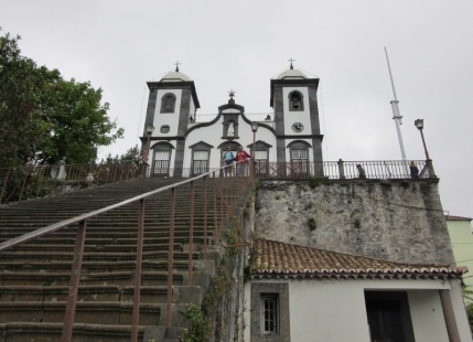 Church of Our Lady of Monte, Funchal, Madeira, Portugal