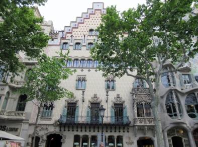 Casa Amatllo - Barcelona, Spain