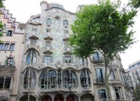 Casa Batlló - Barcelona, Spain
