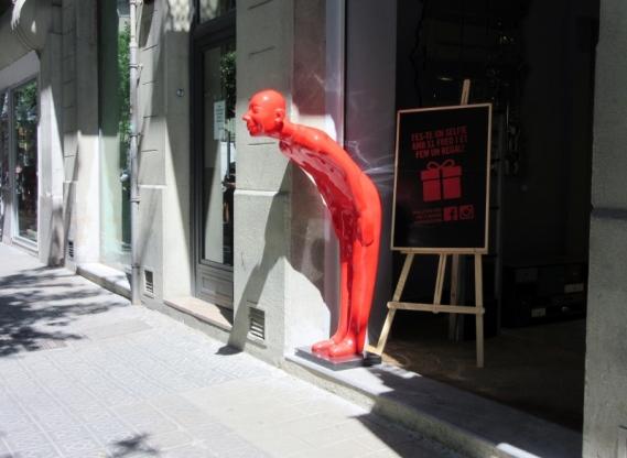 Japanese restaurant - Barcelona, Spain
