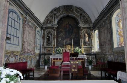 Alvor Catholic Church, Portugal