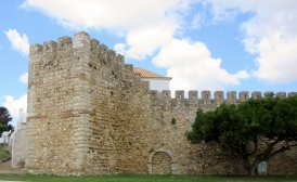 Governors' Castle and Walls, 16th Century, Lagos Portugal