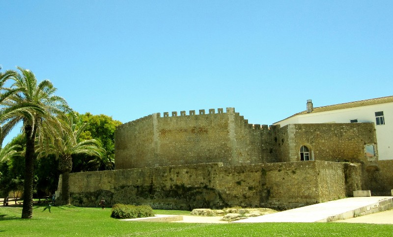 Walls of Lagos 16th century