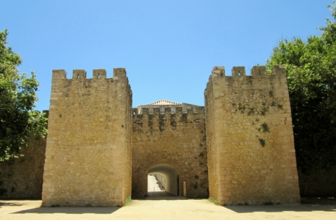 Governors' Castle, Lagos, Portugal