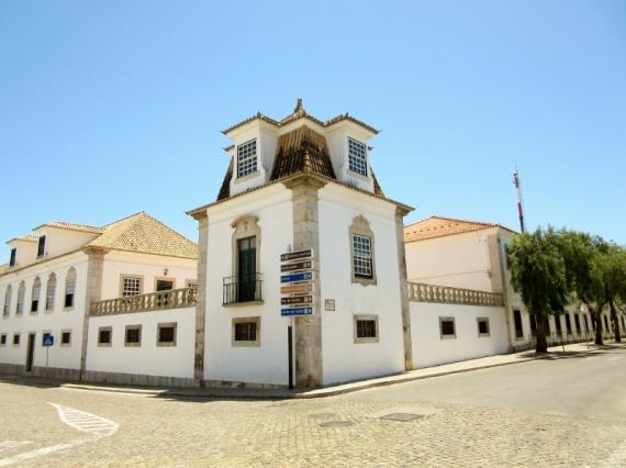 old town, Tavira, Portugal