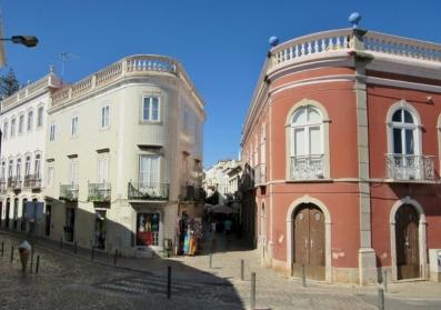 historic old town, Tavira, Portugal