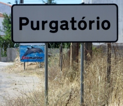 near Ferreiras, Portugal