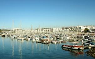 Lagos marina, Portugal