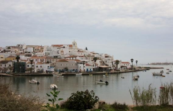 harbor,Ferragudo, Portugal