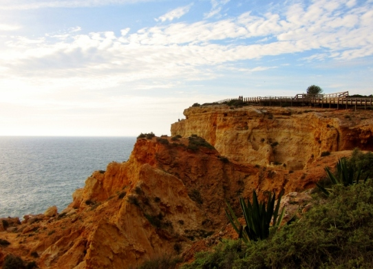 cliffs, Carvoeira, Portugal