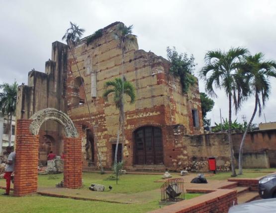 Santo Domingo - Templo San Nicolas- Dominican Republican