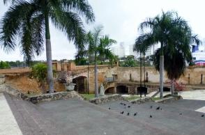 Santo Domingo - Columbus Palace Museum - Dominican Republican