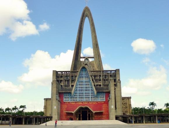 Basilica de la Altagracia - Dominican Republican