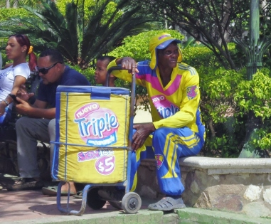 vendor Dominican Republican -