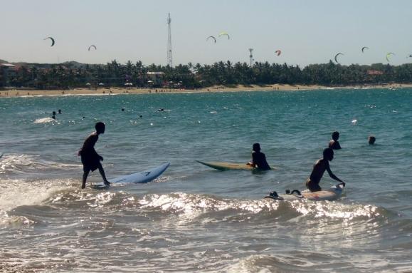 Cabarete Beach - Dominican Republican