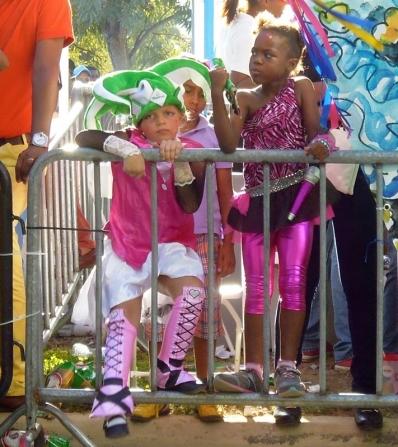Carnival in Punta Dominican Republican -