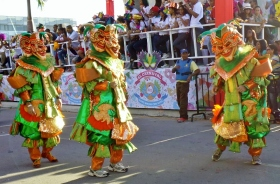 Carnival in Punta Cana Dominican Republican -