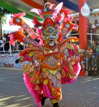 Carnival in Punta Cana - Dominican Republican
