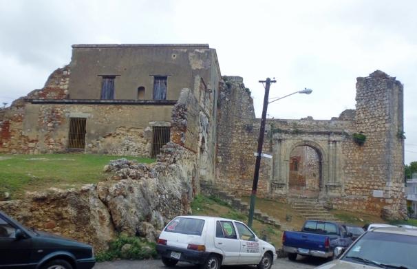 Santo Domingo - Ruinas de San Francisco - Dominican Republican