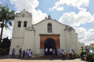 Iglesia San Dionisio - 1512- Dominican Republican