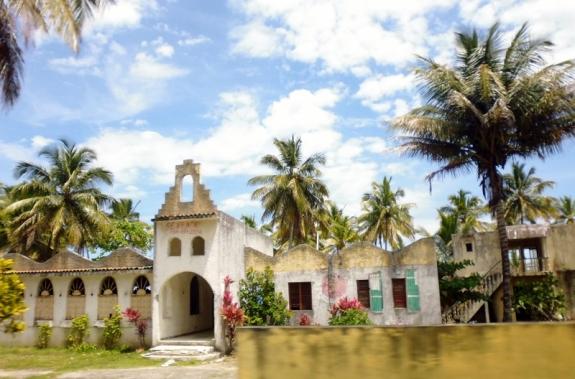 in the campo - trip to Cabarete - Dominican Republican