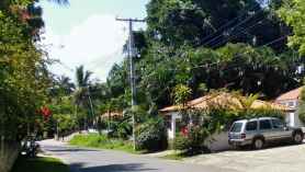 Cabarete - street scene - Dominican Republican
