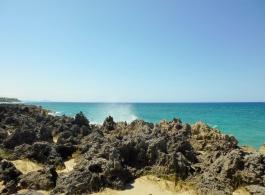 Cabarete - iron shore - Dominican Republican