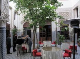 Ryad Alya, Fez, Morocco
