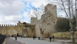 old city walls of Fez, Morocco - UNESCO WHS