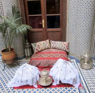 Ryad Ayla, Fez, Morocco