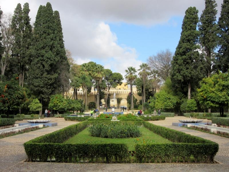 Jardin Jnane Sbil-Royal Gardens-Royal Gardens