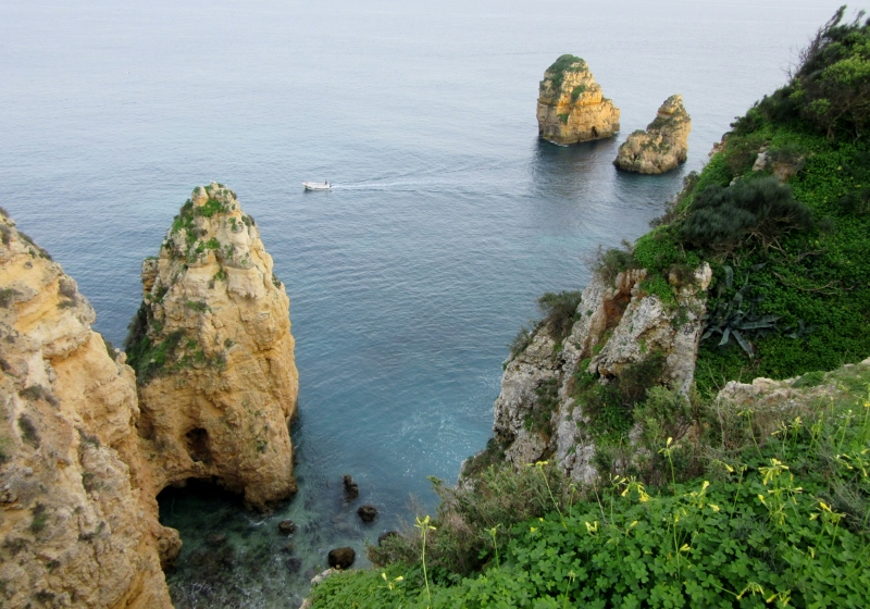 Ponta da Piedade, Lagos, Portugal