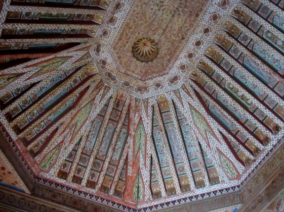 Palais Bahia. Marrakesh, Morocco.