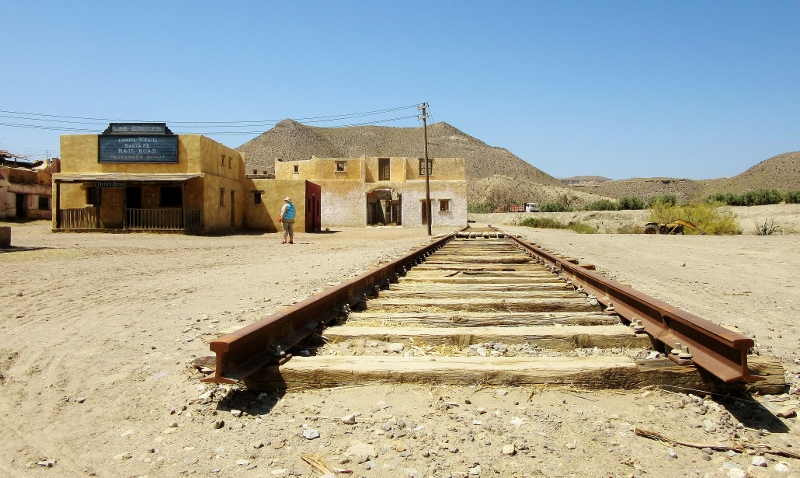 Fort Bravo, Texas Hollywood, Spain Photo by No Particular Place To Go