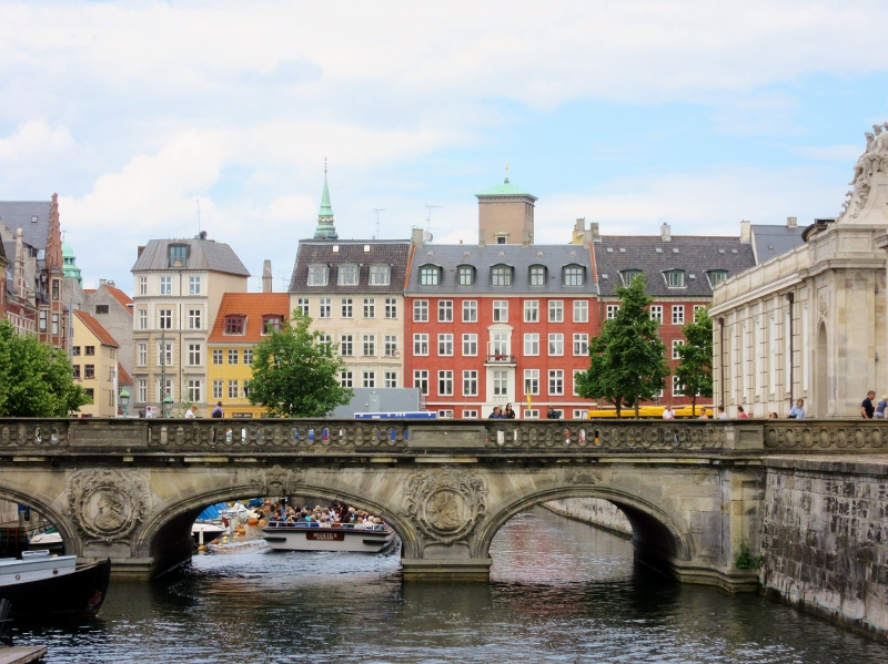Historic Copenhagen - photo by noparticularplacetogo.net