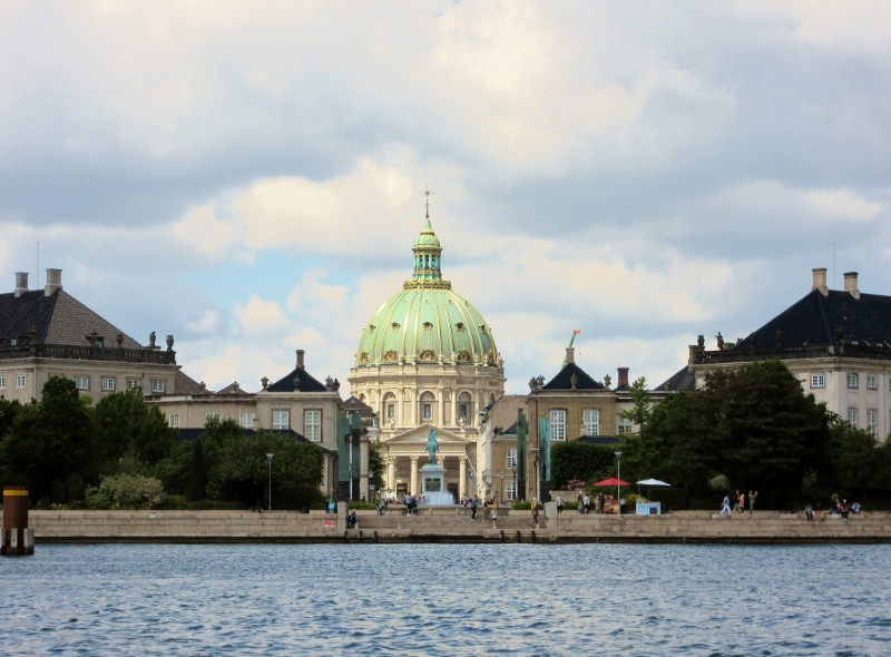 The Marble Church, Copenhagen photo by No Particular Place To Go