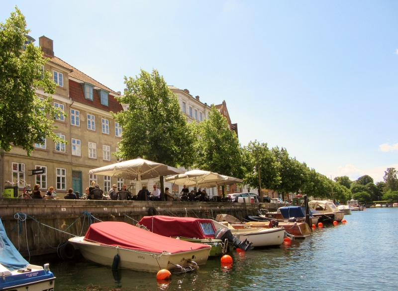 Copenhagen canal boat tour - photo by No Particular Place to Go
