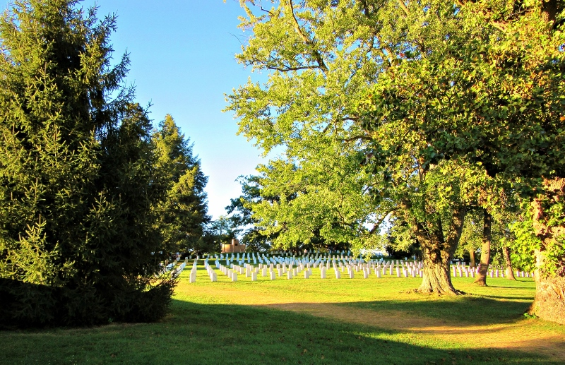 Gettysburg Cemetery, Pennsylvania. Photo by No Particular Place To Go