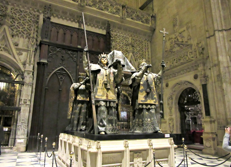 Crypt of Christopher Columbus