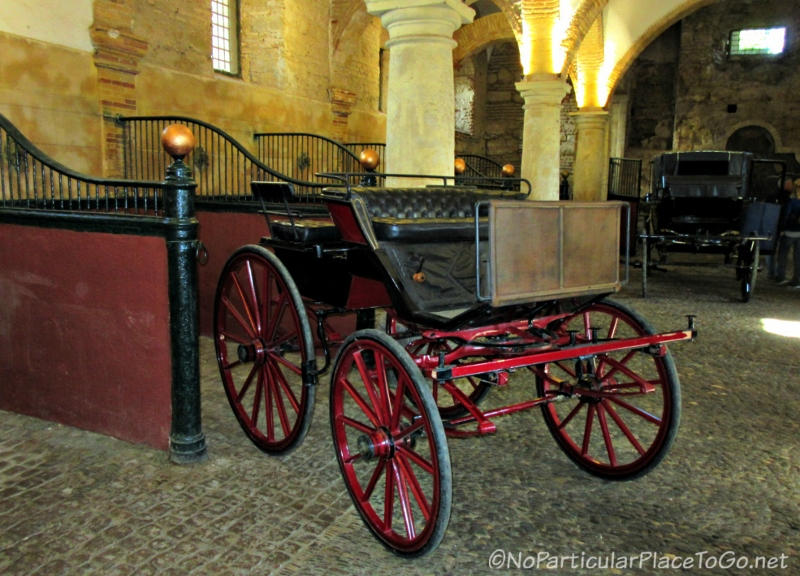 Old royal stables, Cordoba, Spain