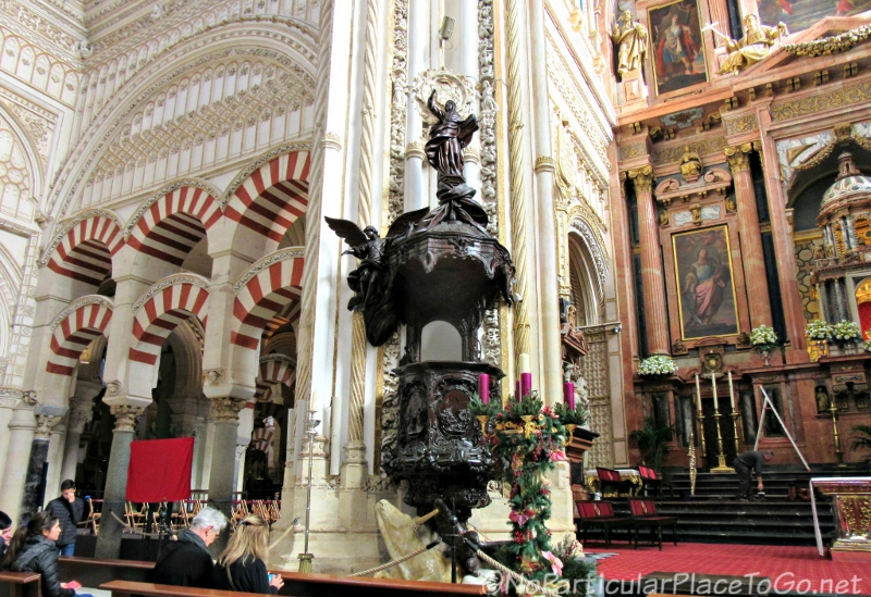 Mezquita - Catedral de Cordoba/The Mosque-Cathedral of Cordoba - Photo by No Particular Place To Go