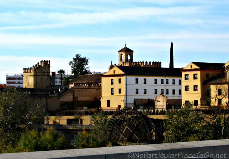 Albolafia Mill - Cordoba, Spain photo by No Particular Place to Go