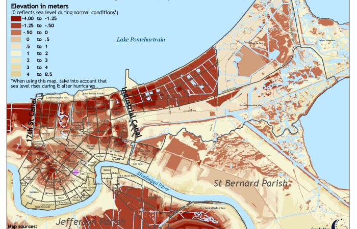 New Orleans And Hurricane Katrina When The Levees Failed | No Particular Place To Go